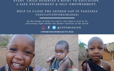 #EducationForGirls2021 Campaign