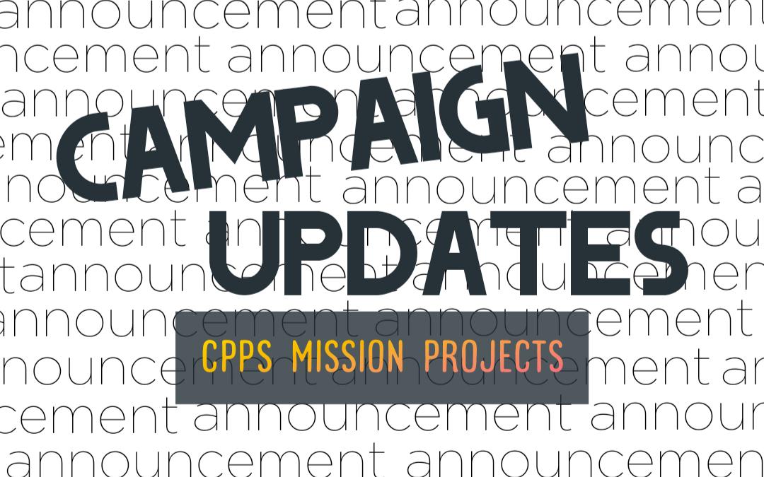 UPDATE: EducationForGirls 2021 Campaign
